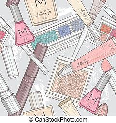 patten, 構造, seamless, 化粧品