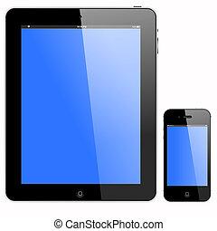 pc, smartphone, タブレット