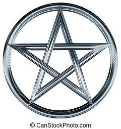 pentagram, 銀