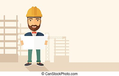 plan., 建築作業員, 保有物