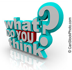 poll, 質問, 調査, 何か, あなた, 考えなさい