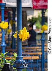 riverwalk, アウトドアのカフェ, サン・アントニオ