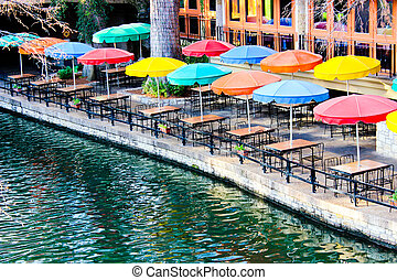 riverwalk, サン・アントニオ