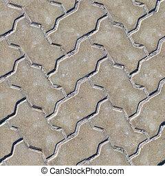 seamless, slabs., texture., 舗装