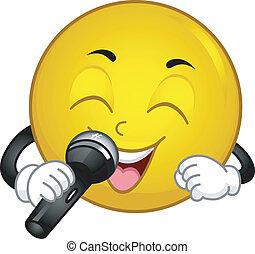 smiley, 歌うこと