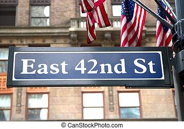 st., ニューヨークシティ, 第42