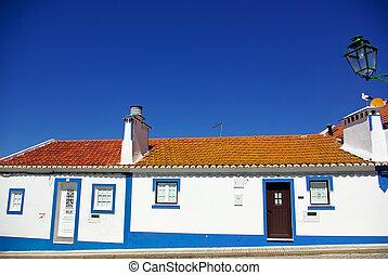 susana, 村, portugal., santa