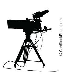 tvカメラ, 分離