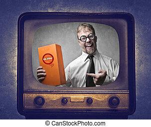 tv, 人