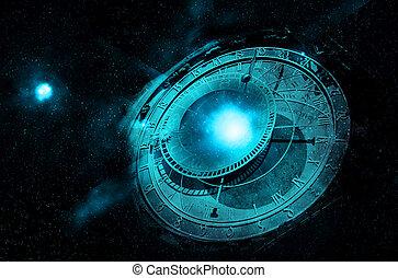 ufo, 外宇宙
