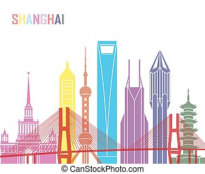 v2, 上海, スカイライン, ポンとはじけなさい