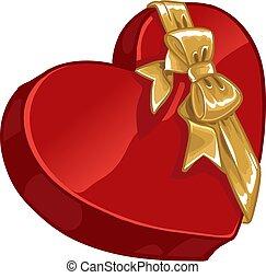 valentine`s, キャンデー, 日, 贈り物