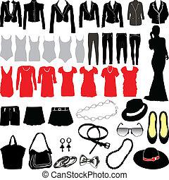 womens, 衣類, 雑多