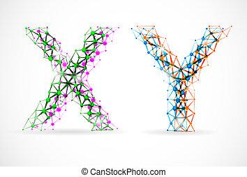 y, x, 染色体
